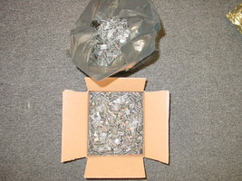 Scrap Recovery for Gold and Palladium IC/Caps 10 LBS - $297.00