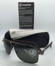 Neu Vonzipper Sonnenbrille Vz Metall Schnurrbart Coper Glanz Rahmen mit / - $200.42