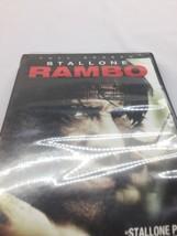 STALLONE,SYLVESTER-RAMBO  DVD L3 - $7.70