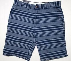 Tommy Hilfiger men's size 38 shorts striped horizontal - $58.50