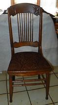 Quartersawn Oak Desk Chair / Dinette Chair - $299.00