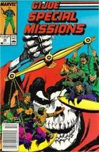 GI JOE special missions #26 marvel comics 1st print g.i. [Comic] [Jan 01, 1987]  - $5.83