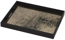 Tray Notre Monde Classic Rectangular Rectangle Small Bronze - $199.00