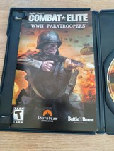 Sony PS2 Combat Elite: WWII Paratroopers ~ COMPLETE image 2