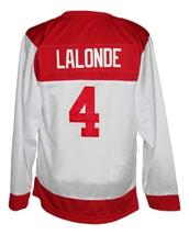 Custom Name # Renfrew Creamery Kings Retro Hockey Jersey Lalonde #4 Any Size image 2