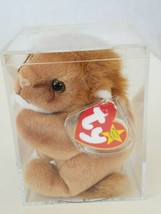 Ty Beanie Baby Roary The Lion With Case - $10.66
