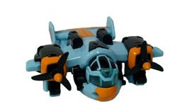 Tobot V Airpang Transformation Action Figure Airplane Vehicle Toy image 7