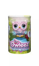 Owleez - Flying Baby Owl Interactive Toy with Lights and Sounds (Pink) - $74.79