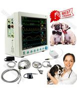 Veterinary Patient Monitor ETCO2 Mornitoring Vital Signs Monitor 6 Param... - $1,286.01