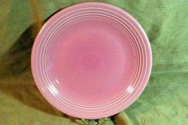 Homer Laughlin Fiesta Salmon Round Platter/Chop Plate - $11.77