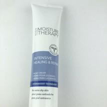 AVON Moisture Therapy Hand Cream Intensive Healing Repair 4.2 OZ. (2 tubes) image 2