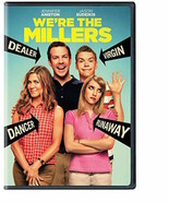 WE'RE THE MILLERS DVD - SINGLE DISC EDITION - NEW UNOPENED - JENNIFER AN... - $10.99