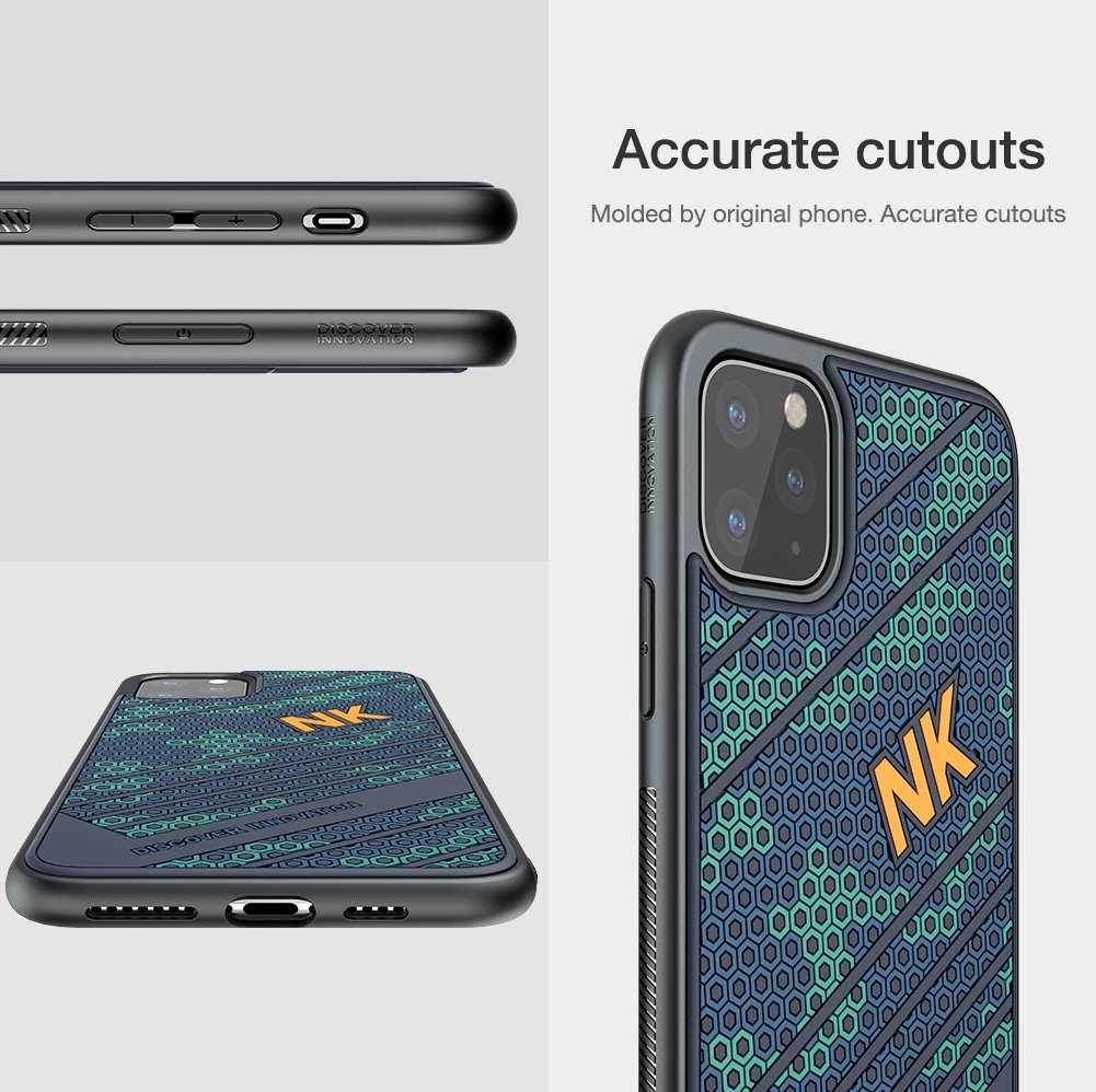 iPhone 11 Pro Max NILLKIN 3D Texture Striker Case image 9