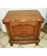 Oak Nightstand Side Table by Ayers  (NS16) - $299.00