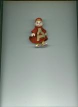 ALVIN & THE CHIPMUNKS Alvin action figure + Wii video game + Simon beanie baby - $8.00