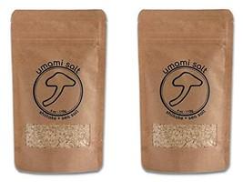 Umami Salt, Shiitake Mushroom Kosher Flake Sea Salt, Perfect for Seasoni... - $29.75