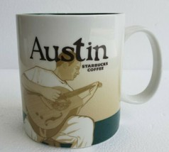 NEW 2009 AUSTIN Texas Starbucks Global Icon Collector Series Coffee Mug ... - $56.09