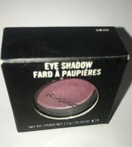 MAC Eyeshadow SWISH (Frost) NEW IN BOX - $47.04