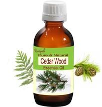 Cedar Wood Oil- Pure Natural Essential Oil-10 ml Juniperus virginiana by Bangota - $7.77