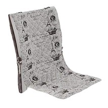 George Jimmy Cotton and Linen One-Piece Cushion Kitchen Chair Covers Sea... - $31.09