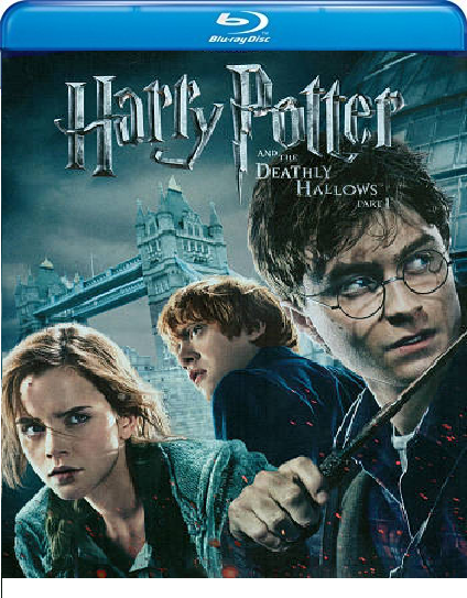Harry Potter & Deathly Hallows: Part 1 [Blu-ray+DVD]