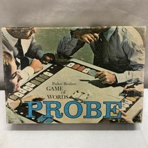 VINTAGE PARKER BROTHERS GAME OF PROBE NO. 200 - 1964 - £7.40 GBP