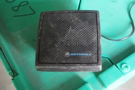 Motorola External Speaker HSN4009 - $29.00