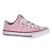 Converse CTAS Madison OX Big Kids Shoe Cherry Blossom-Driftwood-White 660711F - $39.95