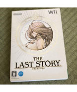 The Last Story (Nintendo Wii, 2012)COMPLETE WITH +CASE+DISC+MANUAL+CLEAN... - $24.99