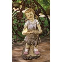 Sweet Summertime Solar Statue - $35.95