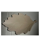 Nice New Medium Leaf  Bowl Glass Fusing / draping kiln stained glass slu... - $13.30