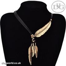 Meyflinn feather necklace 02 thumb200