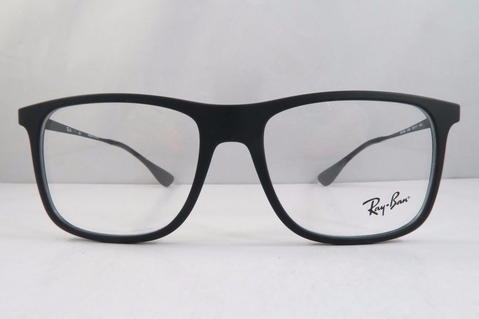 Ray-Ban RB 7054 5364 Matte Rubber Black New and 50 similar items a72cdb2ee