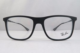 Ray-Ban RB 7054 5364 Matte Rubber Black New Authentic Eyeglasses 51mm - 77 - $71.04