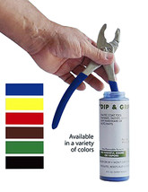 Dip and Grip Rubberized Plastic Coating (Brown) 8 fl. oz - $12.99