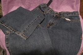 "boy's jeans CIRCO 10 w/elastic pull in waistband cotton 33"" long  (D-Q)) - $5.00"