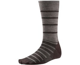 SMARTWOOL Divided Duo Crew Socks Large (9-11.5) Brown Hunt Hiking Outdoors - $404,10 MXN