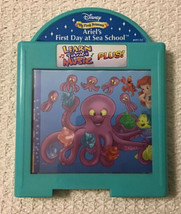 """Fisher Price Learn Through Music Plus - Disney """"Ariel's First Day at Sea School"""" - $14.84"""