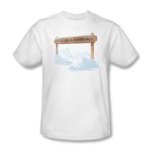 Bedford Falls It's A Wonderful Life Christmas Movie Graphic T-shirt PAR140 image 1
