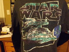 Star Wars Dark Empire Darth Vader star destroyer t-shirt Youth extra large xl - $17.99