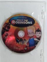 DVD  -  CHILDREN  -  MEET  THE  ROBINSONS  -  MOVIE  -  ANIMATED - $3.00