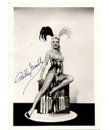 BETTY GRABLE SIGNED AUTOGRAPHED PHOTO - PIN-UP GIRL w/COA - $319.00