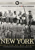 New York The Complete Documentary Series New Sealed DVD 8 Disc Box Set 1-8 - $41.00