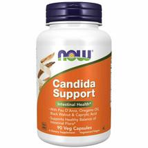 Candida Support 90 caps Foods Magnesium Oil of Oregano Caprylic Acid NATURAL - $47.81