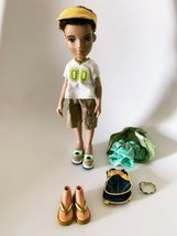 Bratz Boyz Dylan doll with original shirt, shorts & shoes 2002 MGAE - $17.41