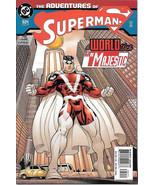 The Adventures of Superman Comic Book #624 DC Comics 2004 NEAR MINT NEW ... - $3.50