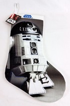 """Disney Star Wars R2-D2 R2D2 Christmas Stocking Droid Character 19"""" NWT w... - €11,16 EUR"""