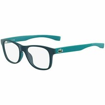 NEW KIDS LACOSTE L3620 315 Matte Green Eyeglasses 48mm with Lacoste Case - $79.15