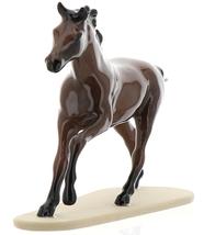 "Hagen-Renaker Miniature Ceramic Horse Figurine Thoroughbred ""Seabiscuit"" image 11"