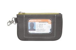 Travelon Safe Daisy Id Pouch Travel Wallet Pewter 23136-540 - $12.99